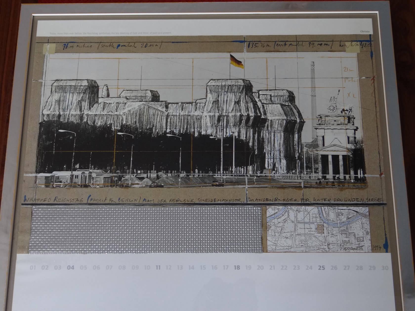 Christo Reichstag