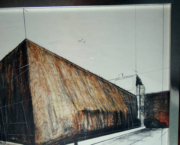 Christo Wrapped Museum
