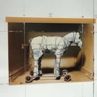 Christo Wrapped horse Angebot