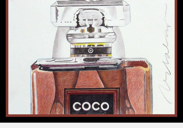 Mel Ramos Coco Cookie