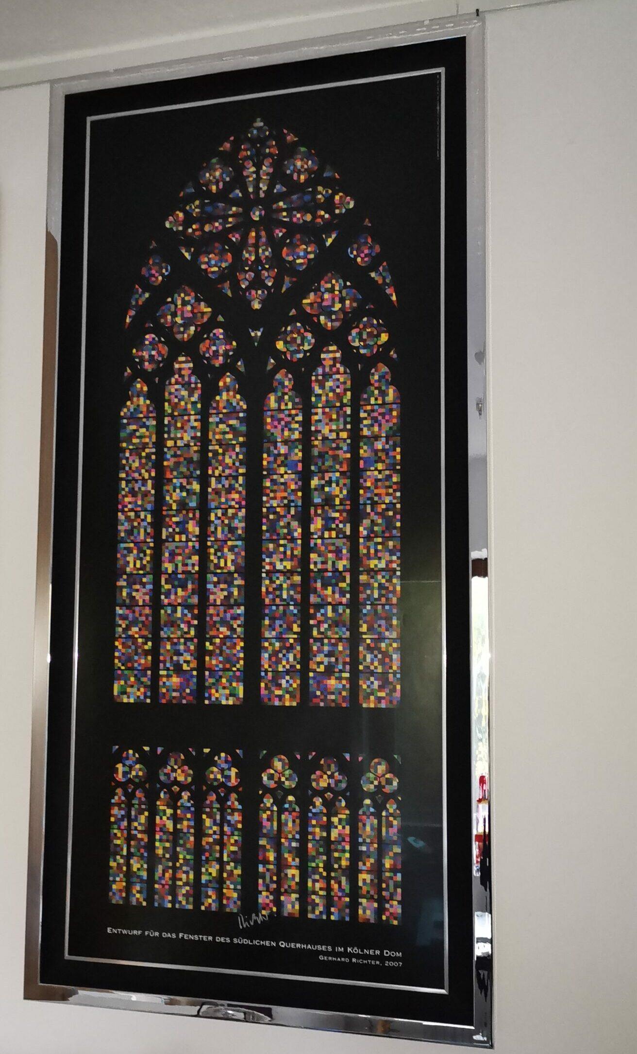 Gerhard Richter Domfenster