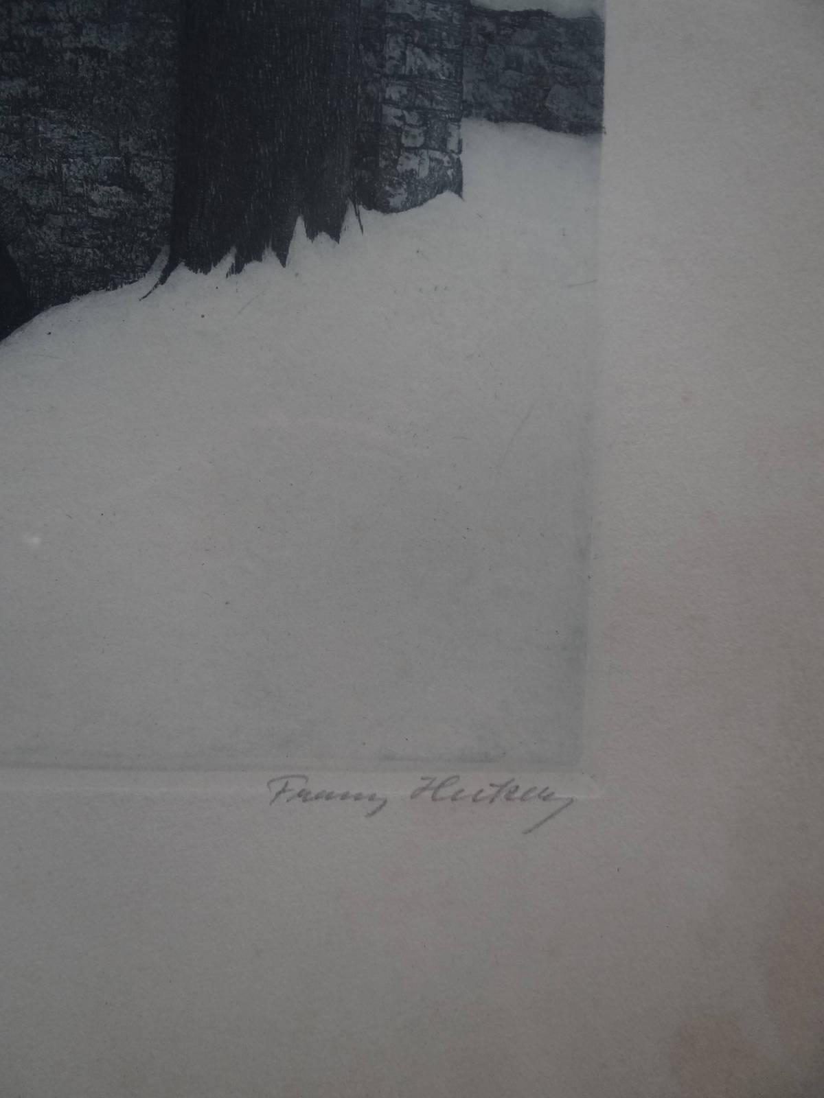 Franz Hecker Barenaue