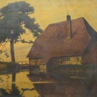 Franz Hecker Mühle am Weiher Angebot