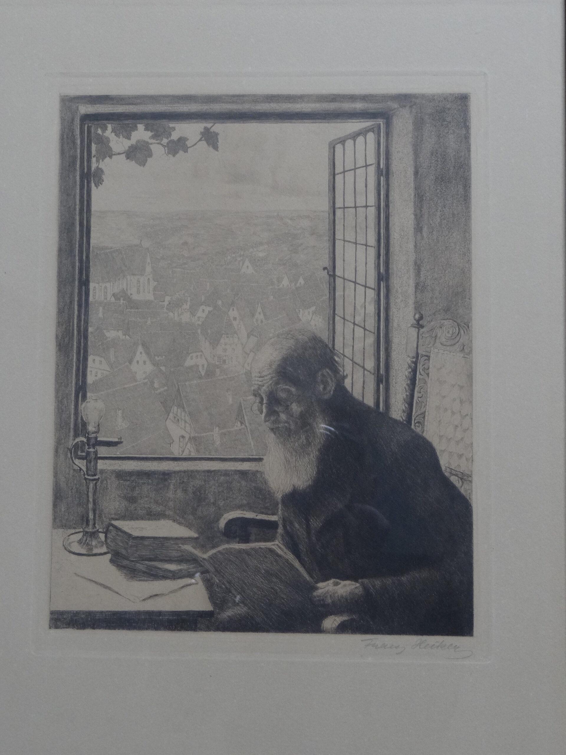 Franz Hecker Feierabend