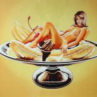 Mel Ramos Banana Split Angebot