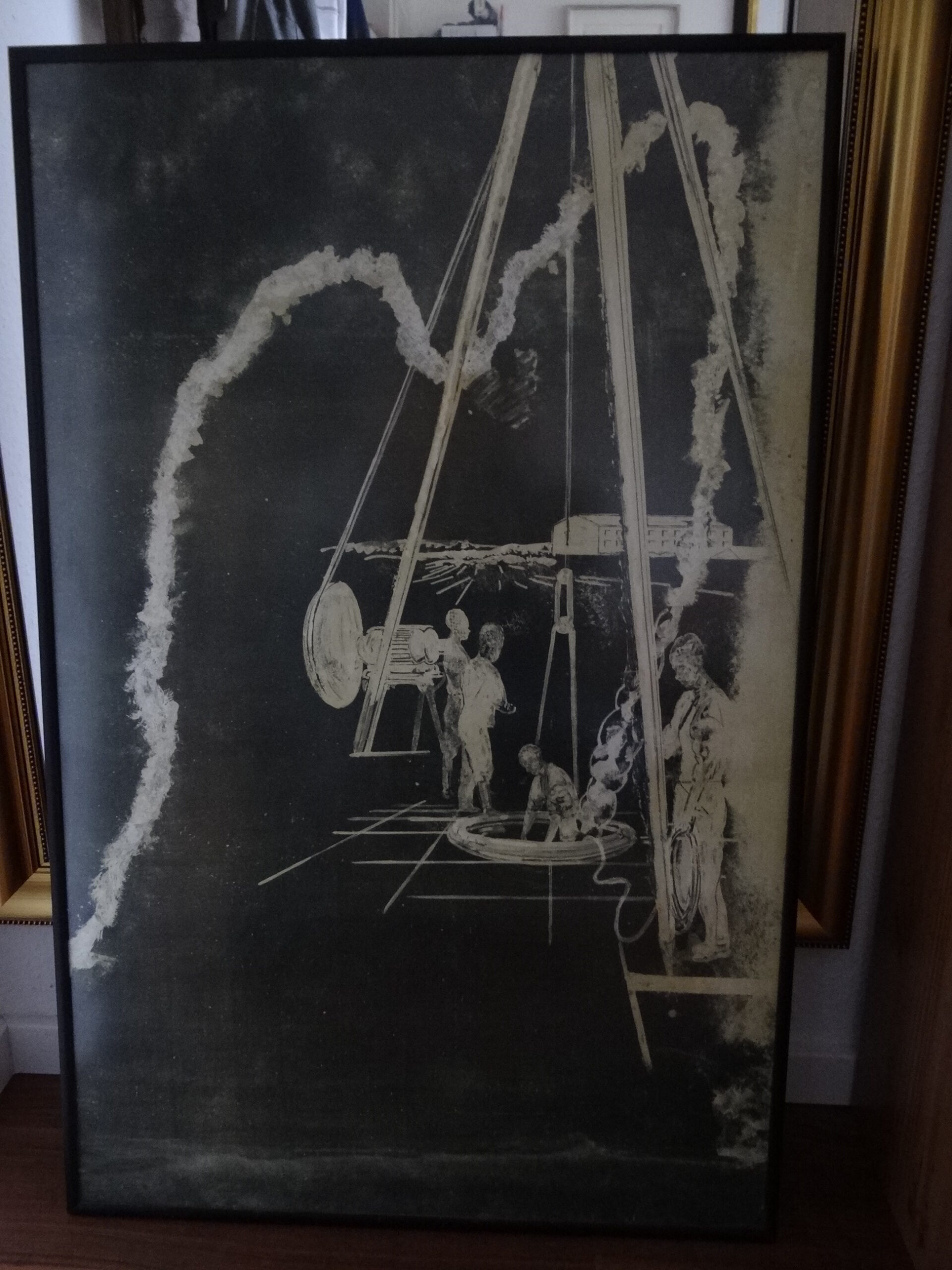 Neo Rauch Werkstatt