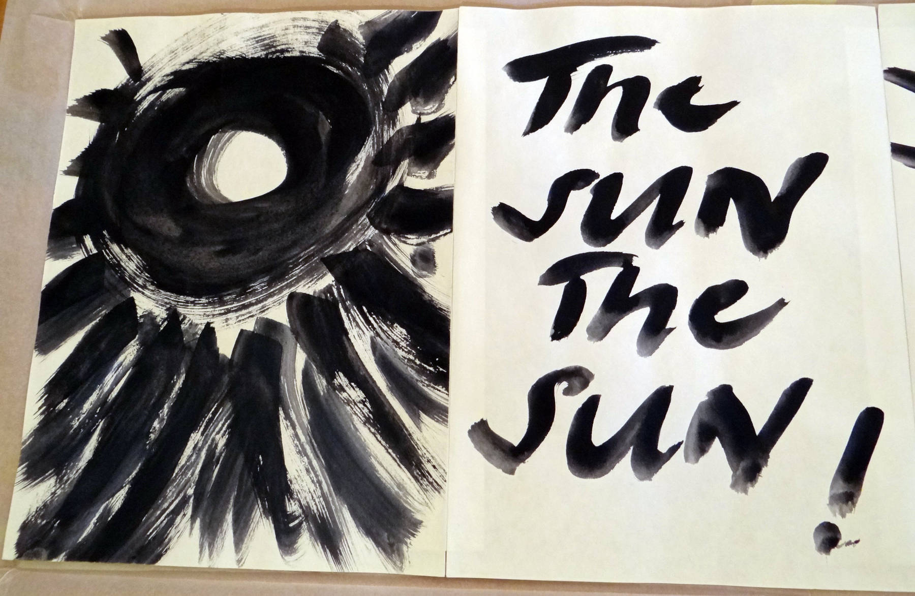 Otto Piene The Sun The Sun