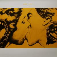 Robert Longo Der Kuss